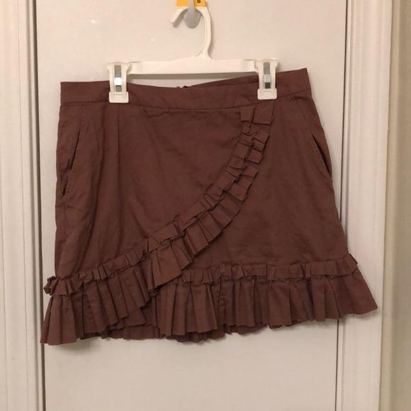 BCBGeneration Dresses & Skirts - BCBG brown skirt